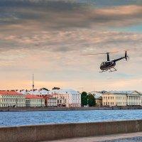 Воздушное такси :: Александр Яковлев
