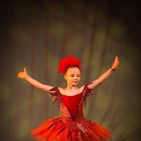 "Из цикла ""Балерины"". :: Gene Brumer"