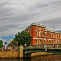 мосты Петербурга :: Дмитрий Анцыферов