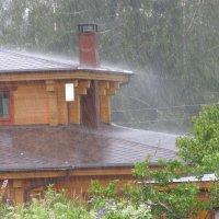 Июльский дождь :: Наталья