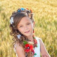 Маленькая украиночка :: Кристина Волкова(Загальцева)