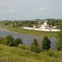 Старица. Свято-Успенский монастырь :: demyanikita