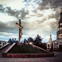 Свято-Николаевский Кафедральный собор :: Олег Кагадий
