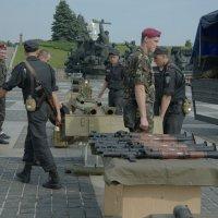 Выставка оружия 3 :: Vladymyr Nastevych