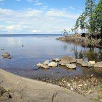 Ладожское озеро :: Лариса Вишневская
