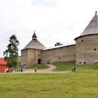 Древняя крепость. :: Нина Червякова