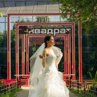Невеста в квадрате :: Валерий Тахмазов