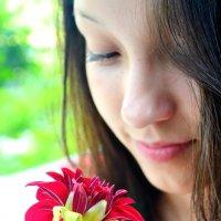 Цветок :: Alina Volenyuk