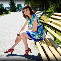 Настя :: Ирина Федоренко