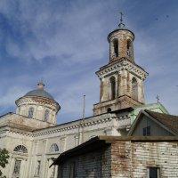 Старая церковь. :: Анна Алексеева