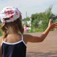 Красный шарик :: Соня Еремина