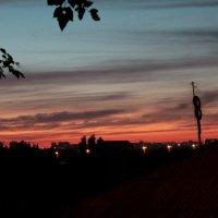 закат :: Виктория