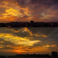 Рассвет 12 июля :: Сандродед