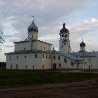 Архитектура монастыря :: BoxerMak Mak