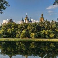 Новоспасский монастырь :: Вадим Жирков