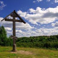 Крест :: Альберт Сархатов