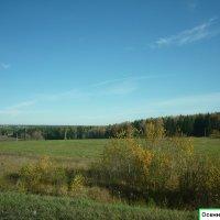 Осенний пейзаж :: Татьяна Юрасова