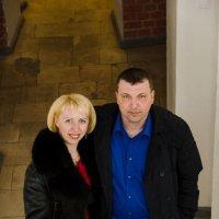 Татьяна и Роман :: Екатерина Егорова