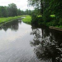 Течёт река долго... :: Самохвалова Зинаида
