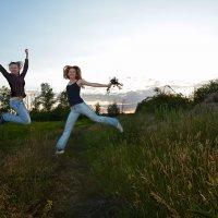 Прыжок. :: Женя Лузгин