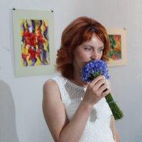 Открытие выставки :: Лада Леденева