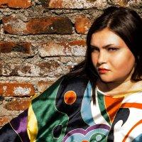 Взгляд царицы :: Мария Мильчинская