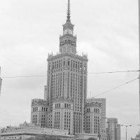 Сталинка в Варшаве :: Елена Рязанова