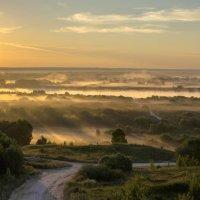 Елатьма утро у реки :: Анатолий Портнов