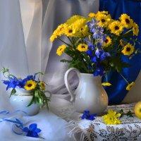 Когда уходит солнце на покой... :: Валентина Колова