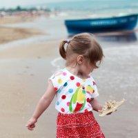 девочка на море :: Алена Горб