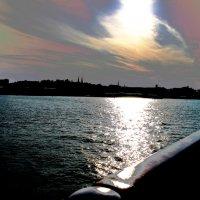 на Финском заливе :: Кира К