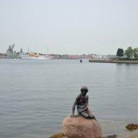 Дождь в Копенгагене :: Ольга
