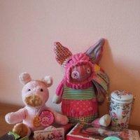 УРРРРАААА!!! Милка фрекадную свинопосылку получила!!! :: Фрекад Фрикаделькин