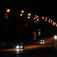 2-1.1 / 2-4.2  ночной город :: Ларико Ильющенко