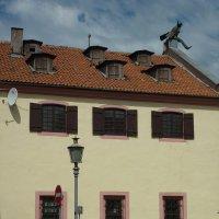 крыши Клайпеды :: Oxi --