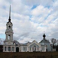 Церковь Вознесения Господня, 1869 :: Наталья Гусева