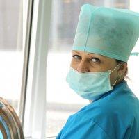 Операционная сестра. :: Larisa Gavlovskaya