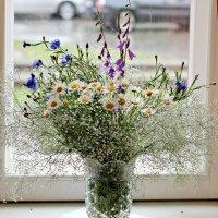На окне! :: Оксана Яремчук