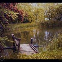 Про маленький мостик.... :: Елена Kазак