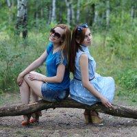 В лесу :: Анастасия Хорошилова