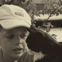 разговор с котом :: Дмитрий Барабанщиков