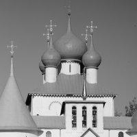 Храм Сергия Радонежского :: ALEKSS shalnev