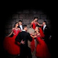 танцевальное шоу Valery :: Оля Шейко