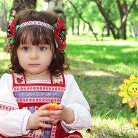 русская красавица :: Надежда Батискина