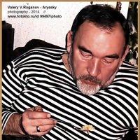 ОБЕД ДЕЛЮ С ДРУГОМ !... :: Валерий Викторович РОГАНОВ-АРЫССКИЙ