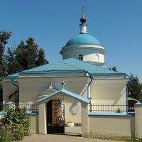 Церковь Казанской иконы Божией Матери :: Александр Качалин