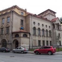 Моя школа :: Виктор Елисеев