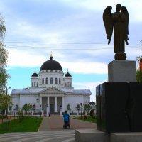 Скорбящий ангел :: Татьяна Ломтева