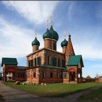 Церковь Иоанна Златоуста в Коровниках, г. Ярославль :: Надежда Лаврова