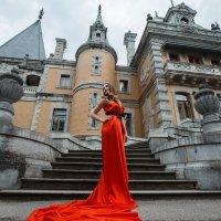 Она во дворце :: Морозов Виталий